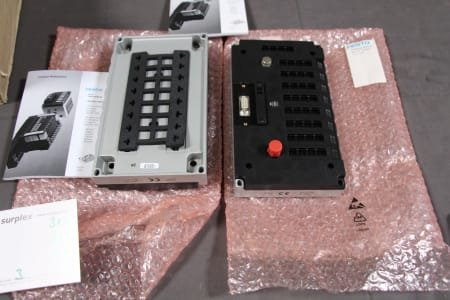 FESTO CPV 18-GE-DIO1-8 2 CPV Valve Terminals