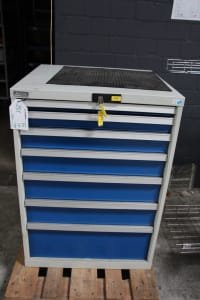 GARANT Tool Drawer Cabinet with Contents