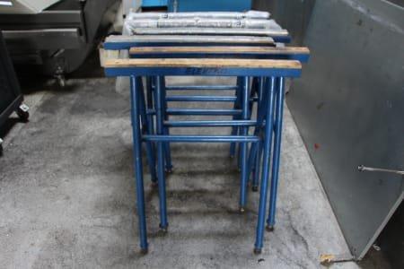6 Support Trestles - Height Adjustable