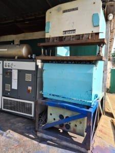 Plegadora PROMECAM RG 125 Hydraulic Shears