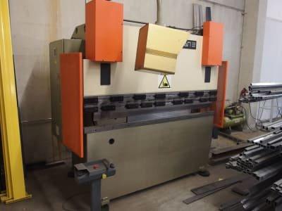 Plegadora SAFAN CNSC Hydraulical