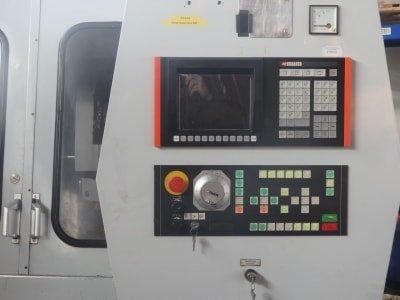Afiladora de herramientas SAACKE UW II A CNC