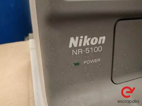 Autorrefractometro Nikon NR-5100