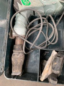 HITACHI H 60MR Chisel Hammer