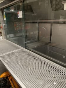 Máquina de limpieza estacionaria BODENSOHN US-Rein 1