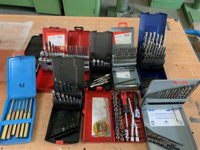 Lot Tools and Hand Tools