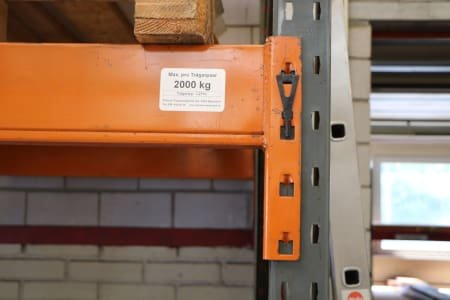 Heavy Duty Shelving without Contents