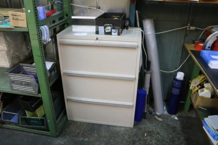 Workshop Shelving without Contents