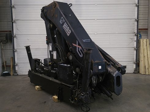 Grúa Hiab 322 E-6