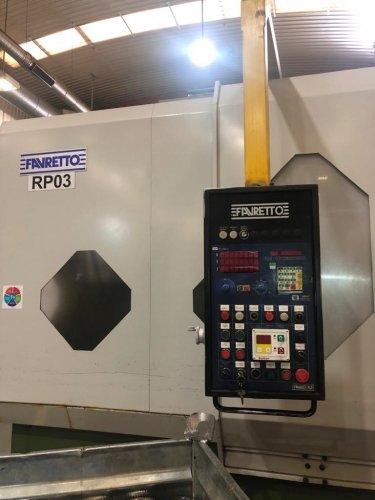 Rectificadora Plana Favretto Mc130