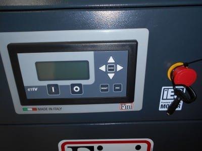 Compresor de tornillo 37KW   NUEVO   FINI A-PLUS 38-10 K VS