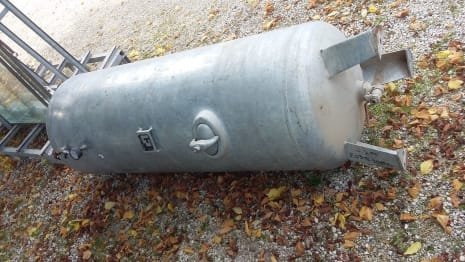 OKS 500 l Compressed Air Tank