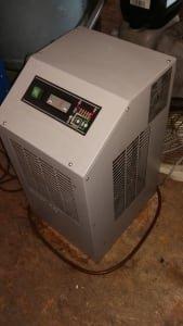 RENNER RKT CQ 0150 Refrigeration Dryer
