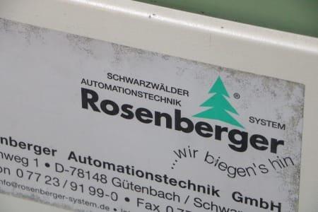 ROSENBERGER Tube Bending Plant
