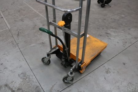 SCHÄFER Lifting Table Trolleys