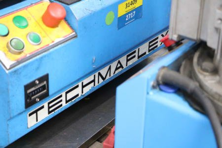 TECHMAFLEX Tube Crimping Machine