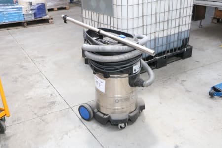 NILFISK ATTIX 40-01 PC INOX Industrial Vacuum Cleaner