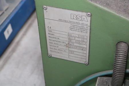 RSA NN-C 1000 Tube Deburring System