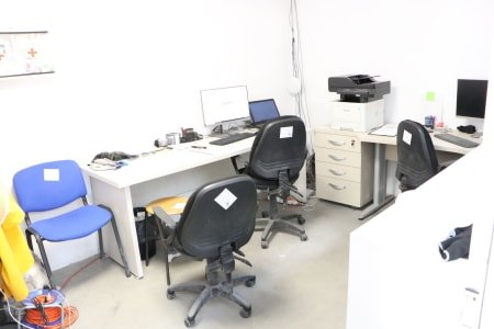 Lot Office Inventory