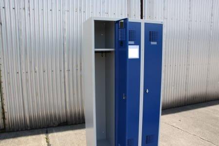 ORGAMI SISTEC Changing Lockers
