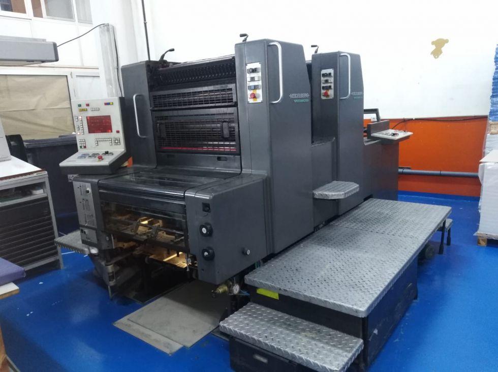 impresora offset