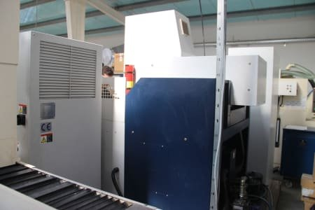 EXCETEK ED-400C-5N EDM Wire Machine