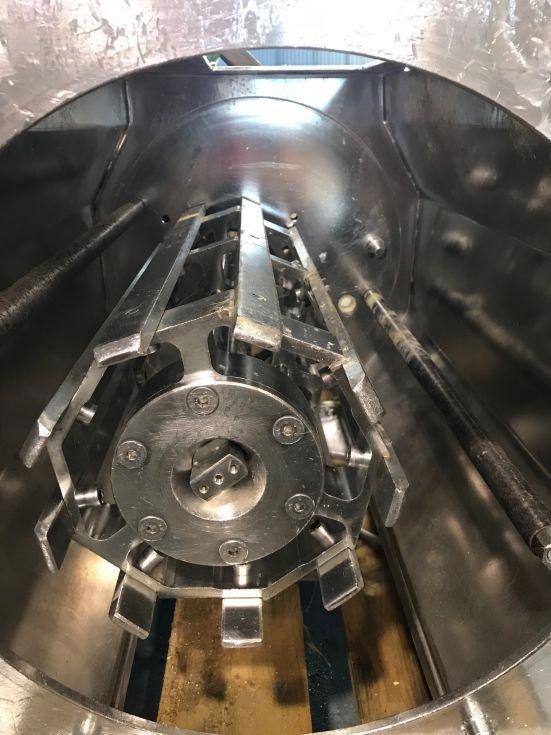 Granuladora oscilante frewitt acero inoxidable de segunda mano