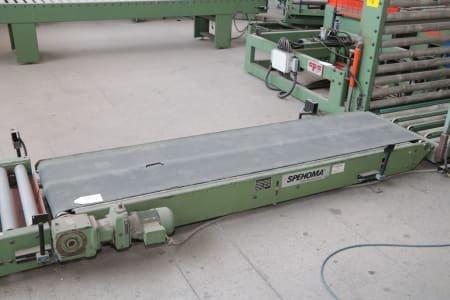 SPEHOMA Motor Driven Belt Conveyor
