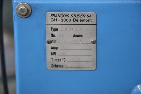 FRANCOIS STUDER CA 15/B Ammonia Splitter
