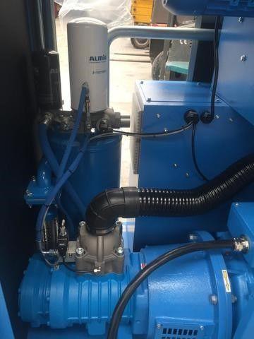 Compresor de tornillo