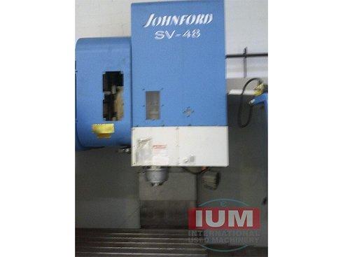 OMN-5409  CENTRO MECANIZADO JOHNFORD SV-48