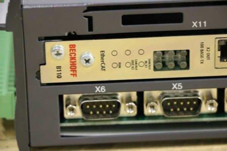 BECKHOFF AX 2010 Digital Servo-Amplifier