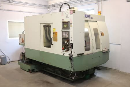 Centro de mecanizado CNC TONGTAI TOPPER TMV510T/APC