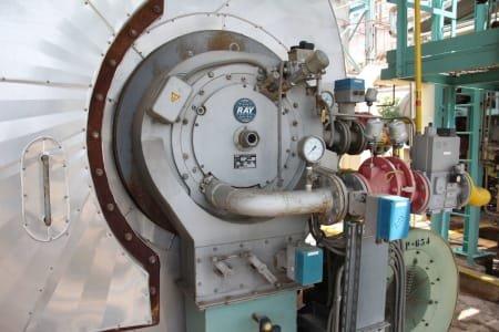 Caldera de vapor UMISA CMS-12(9)