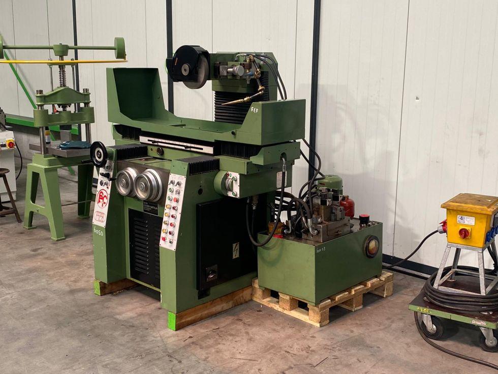 Fumagalli RTA 450 Surface grinder 520 x 300 mm 6050 = Mach4metal