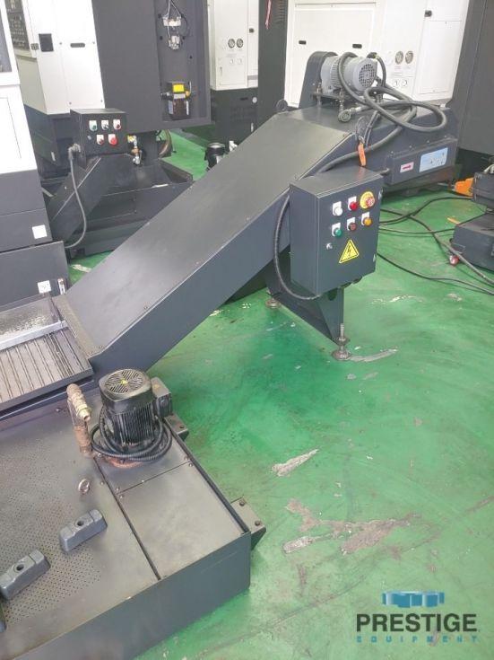 Torno de torneado vertical CNC