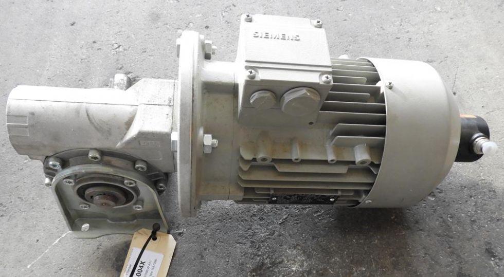 Motor con reductor