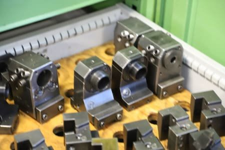 INDEX Lot of Tool Holders
