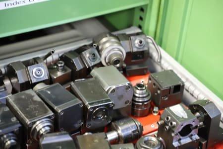INDEX Lot of driven Tools