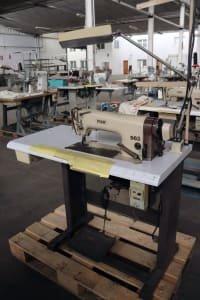 Máquina de Coser Industrial PFAFF 563