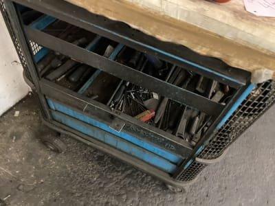 HAZET Workshop transport trolley