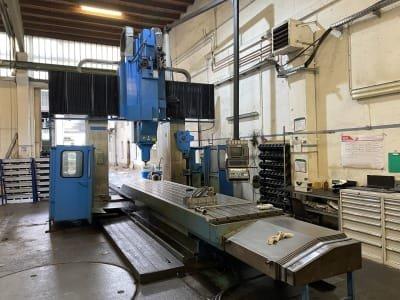 ZAYER KP 5000 Milling machining center