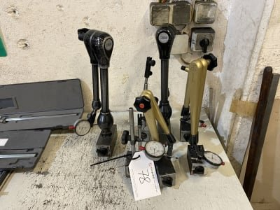 7 magnetic tripods