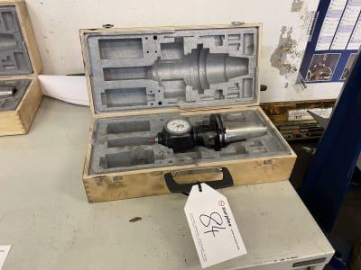 3 D measuring probe