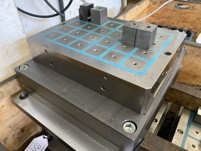 SCHUNK Magnetic clamping plate