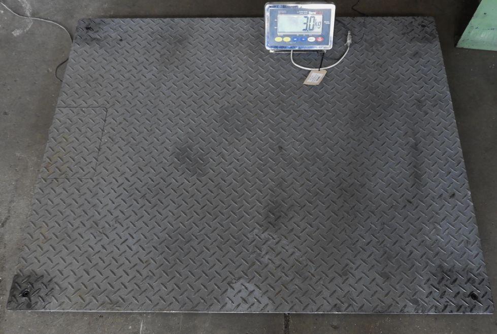 Báscula de plataforma