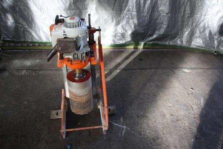 GÖLZ KB 300 Sewer drilling rig