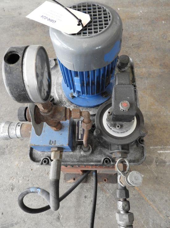 Centralita hidraulica