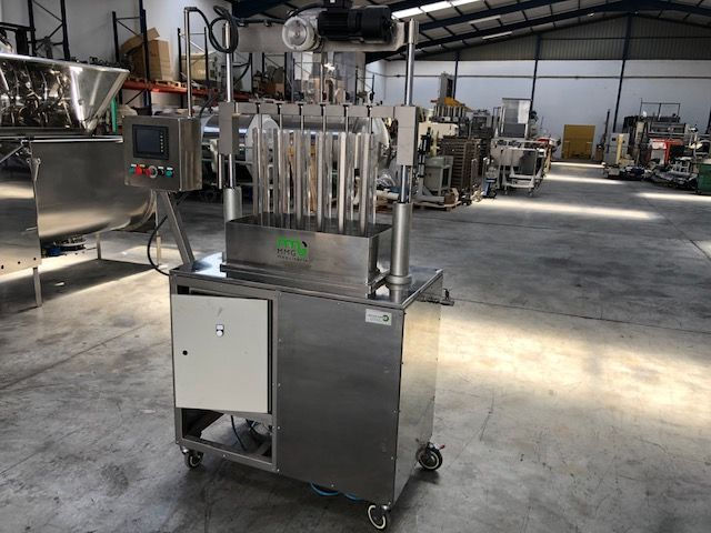 Máquina espumadora acero inox 316 MECÁNICAS ROPAL