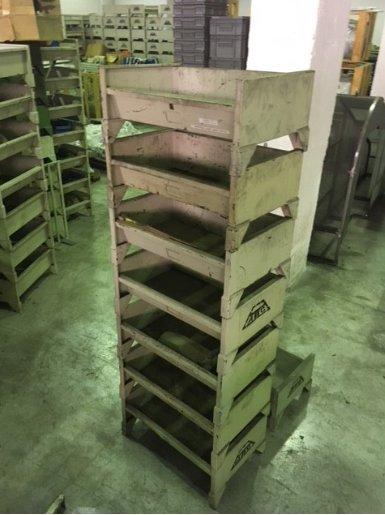 250 contenedores metálicos - Lote 2